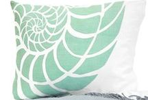 Accent Pillows / Incorporate the perfect accent pillow to your bedding or living room area