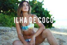 I L H A     D E     C O C O / San Lorenzo Bikinis 2015 Runway Collection, Ilha De Coco