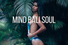 MIND   BALI   SOUL / San Lorenzo Bikinis 2016 Runway Collection, Mind. Bali. Soul