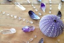 Gems & Crystals / Incorporating the beauty and natural healing powers of crystals and gemstone into your life.
