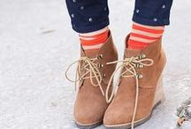 Fall & Winter Style / Cozy fashion for cold weather months.