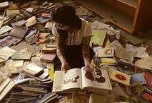 baby's just an open book / by skye zambrana