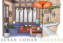 The Voyager's Terrace / A 2nd floor terrace created for a designer show house in built in 2012. Morristown, NJ