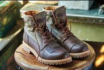 Timberland Boot Company / Premium footwear craftsmanship at its best / by Timberland
