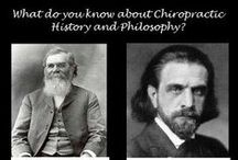 Chiropractic History / The history of Chiropractic care and practices.