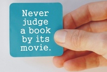 Seen on Screen / The books that came before the movies