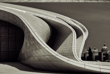 Curvaceous / Bending, winding, musical shapes built and natural.