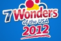 7Wonders of the USA / Nominate a teacher by telling us how they inspired you! 7 teachers will win a trip to teach from one of America's 7 wonders, and their schools will win $1000 for a local field trip. Plus, every time you nominate a teacher, you can enter for a chance to win a digital camera and $300 to spend on gas and snacks for your own field trip. The deadline to nominate is October 5, 2012 at 11:59:59 p.m. CDT!