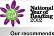 #NYR12 August - Question / With a new theme every month here are our August recommends for The National Year of Reading Twitter Reading Group. Start talking about reading on Twitter with #NYR12