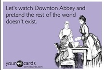DOWNTON ABBEY / by Courtney Toogood