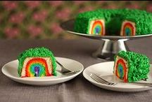 St. Patrick's Day / Recipes and decorations to celebrate St. Patrick's Day...