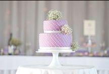 Torte lilla matrimonio