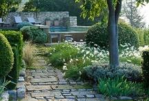 Rustic Garden Spaces