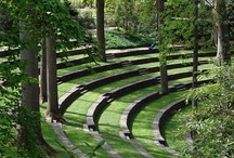 Iconic Garden Spaces / Personal choices of iconic garden spaces that have had a profound influence on my work as well as that of other designers. / by Susan Cohan