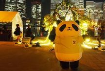 Earth Hour / #EarthHour 2015 was incredible . Thank you!  www.earthhour.org / by WWF International