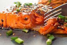 Salmon Recipes / Delicious salmon recipes.
