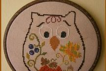 Cross Stitch - Hungarian Freebie