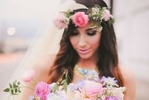 Spring Wedding / Fresh and colourful inspiration for a spring wedding