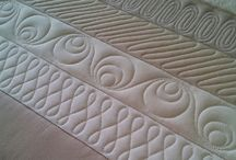 Quilt {it together} / Inspiration for the final touch - the quilting!!