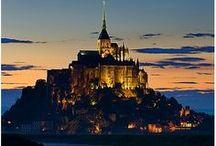 Travel Dreams - Eurotrip! / Italy, Greece, France (Mont Saint Michel) and Czech Republic (Prague) / by Carol Demunno