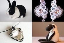 Etsy Treasury / I love these...