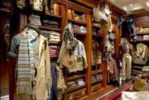 RALPH LAUREN STORES / by Chadsdrygoods