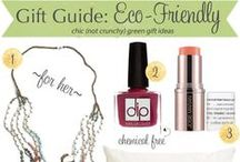 Gift Guide: Eco-Friendly