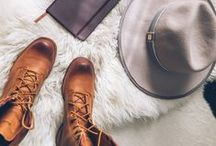 The Cool Down / What we're wearing when the days get shorter and snow starts to fall... / by Timberland