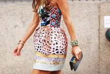 Spring & Summer Style / Must-have fashion for warm weather months.