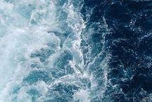 On The High Seas / Sea, Ocean, Waves, Water