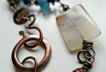my work for sale / this board showcases all of my hand created artisan jewelry for sale either from www.stephaniedistler.com or custom options