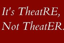 Just Because / Random pins on miscellaneous theatre-related items.  (Visit the Bit Players blog at www.bitplayers.me) / by Bit Players - ideas for theatre lovers