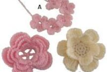 Crochet patterns and projects / by Wanda Contreras Pagan