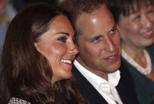 WILL AND KATE 1 YEAR AND COUNTING / by Rebecca Schwan Estes