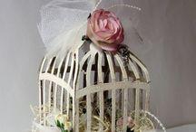 Birdcages / by Wanda Contreras Pagan