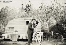 caravan- vintage photos