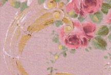 French fabrics / http://vintage-maison.blogspot.co.uk