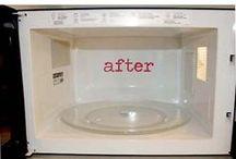 Cleaning ideas / by Elizabeth Astin