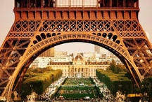 Fabulous France / by Elizabeth Astin