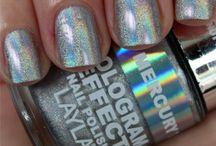 Colors I Need...jus sayin / Polish / by Tina Nava
