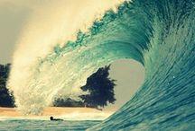 Surf / by Jessie Cohen