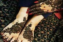 Bridal Mehandi / by Sindhu Abraham