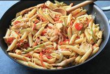 Lotsa Pasta / by PotsandPans.com