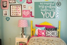 My Dream Room / Ideas for a cool bedroom if my mom would ever let me have the big playroom! / by Tanya Brauer