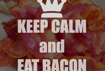 All things Bacon!!! / We love Bacon!! Bacon is so good they wrap other food in it to make it taste better! / by 640 Meats
