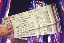 Fan Ticket Stubs / Share a photo of your favorite event's ticket stubs through twitter and instagram with the hashtag #LALIVE and your photos will appear in our photo share at http://slidechute.com/w/933!