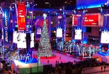 Holidays at L.A. LIVE