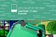 Pantone Color 2013 / Emerald Green - Pantone Color of the Year - Lively, Radiant, Lush