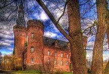 Castles / by Elizabeth Astin