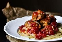 Recipes - Pasta / by Dane Sheahan